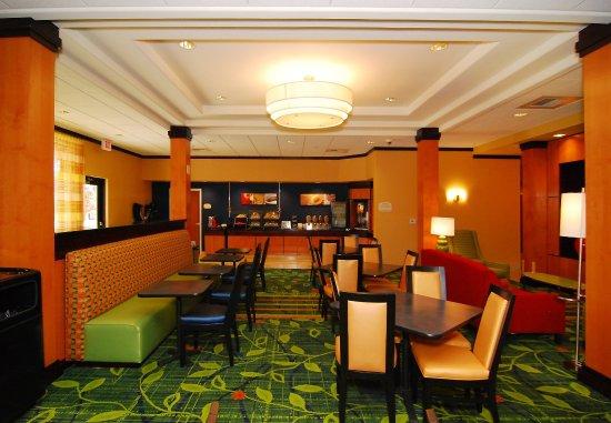 Tehachapi, Kalifornia: Breakfast Dining Area