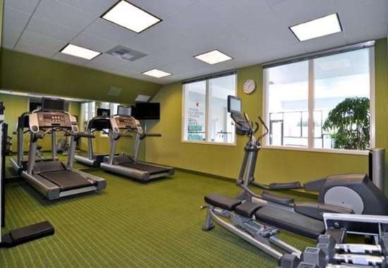 Tehachapi, Kalifornia: Fitness Center