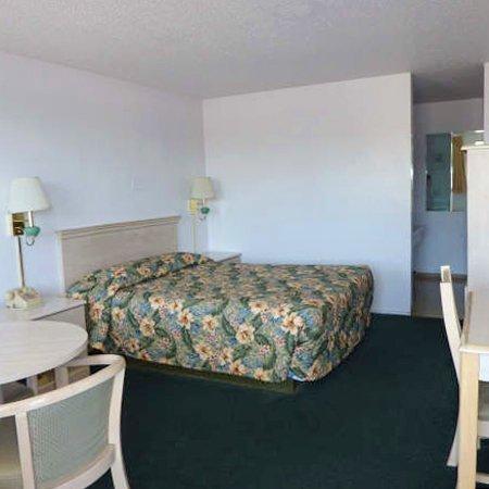 Μέντφορντ, Όρεγκον: Royal Crest Motel Medford ORBed