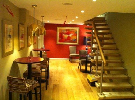 Kidderminster, UK: Lounge Area