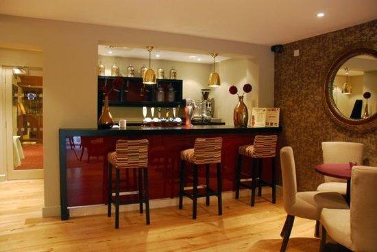 Kidderminster, UK: Bar Area