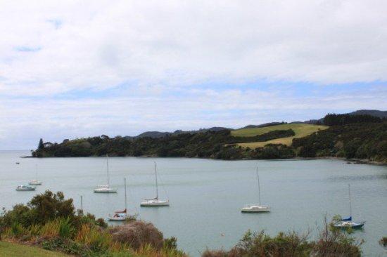Mangonui, Nueva Zelanda: 寧靜的港灣
