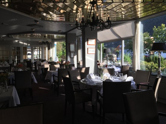Forde, Norvegia: Restauranten