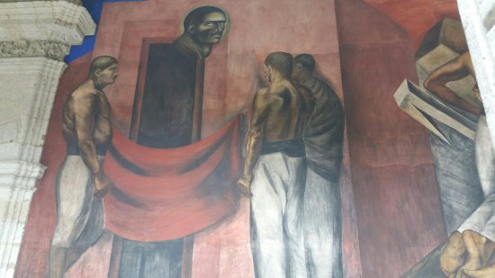 Antiguo Colegio de San Ildefonso: 20160925_131512_large.jpg