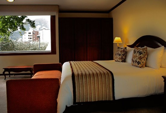 Hotel Sebastian : Junior Suite King:  cama king size, TV por cable, wifi, calentador, minibar.