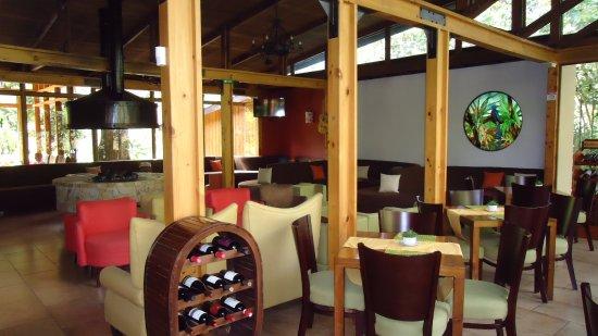Savegre Hotel, Natural Reserve & Spa: Bar area