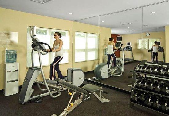 Gilford, Нью-Гэмпшир: Exercise Room
