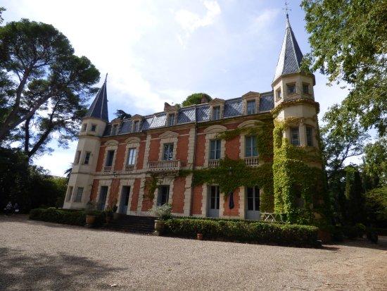 Pézenas, Francia:  Château de la Grange des Prés