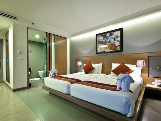 Mercure Koh Samui Beach Resort: Guest Room
