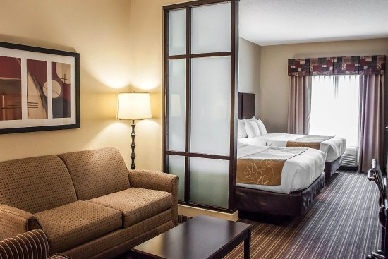 Comfort Suites West of the Ashley Hotel