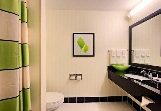 แมนส์ฟีลด์, เท็กซัส: Guest Bathroom