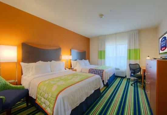 แมนส์ฟีลด์, เท็กซัส: Queen/Queen Guest Room