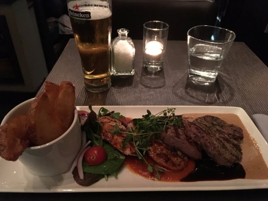 Caleo: Mixed Grill - Excellent choice!