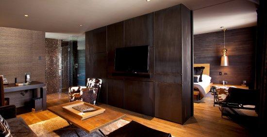 Grau Roig Hotel Andorra Lobby Suite Deluxe