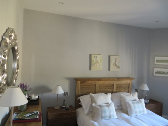 Settle, UK: bedroom - quiet and very comfortable