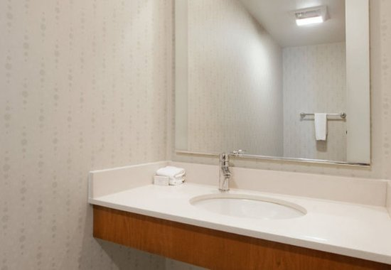 Columbia, MD: Accessible Suite Bathroom