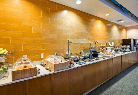 โคลัมเบีย, แมรี่แลนด์: Breakfast Buffet