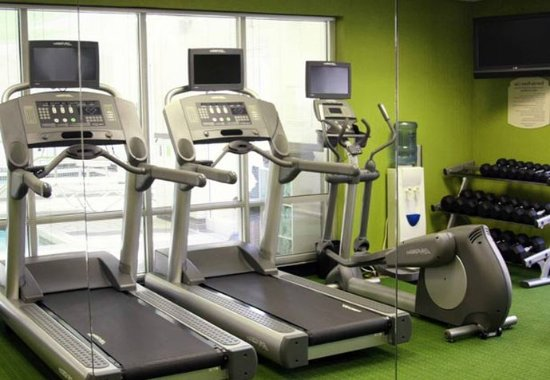 Lock Haven, PA: Fitness Room