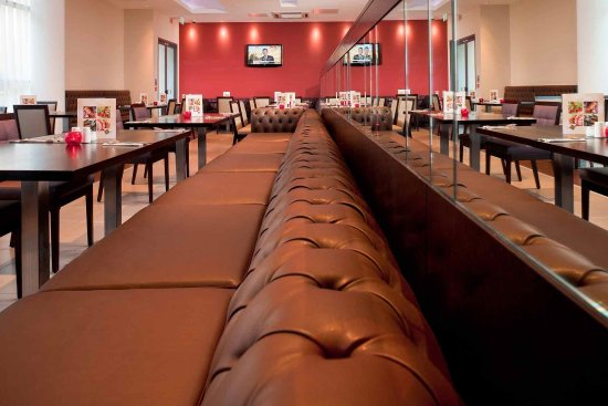 Ibis Belfast City Centre: Restaurant