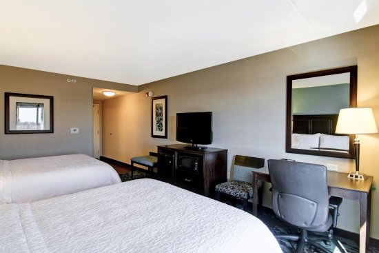Hampton Inn by Hilton Toronto Airport Corporate Centre: Doule Queen