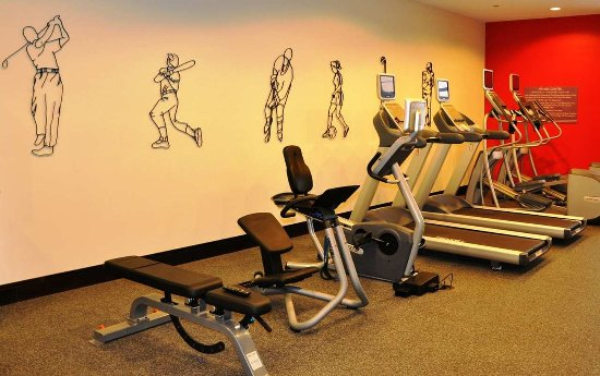 Hilton Garden Inn Fargo: Fitness Center