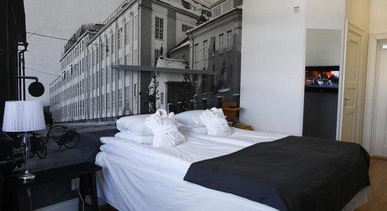 Nyköping, Zweden: Deluxe Twin Room