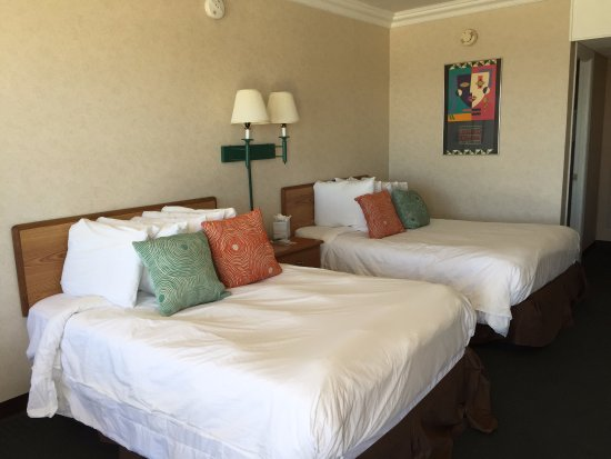 Galveston Island, TX: Standard Room