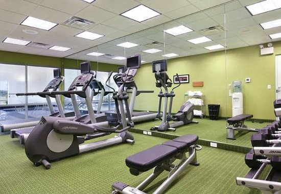 Weirton, WV: Exercise Room