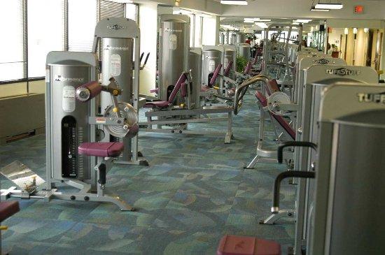 Bethesda, MD: Royal Fitness Center