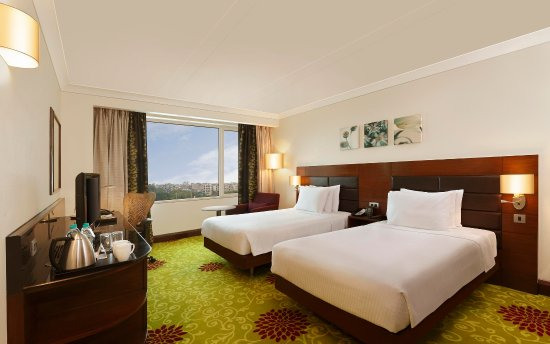 Hilton Garden Inn New Delhi / Saket: Twin Room