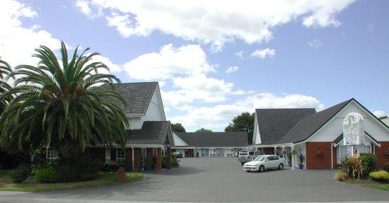 ASURE Palm Court Rotorua : ASURE Palm Court Motor Inn - Rotorua