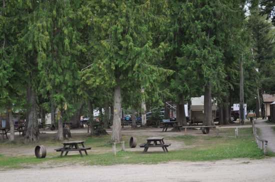 Pierre's Point Campground Photo