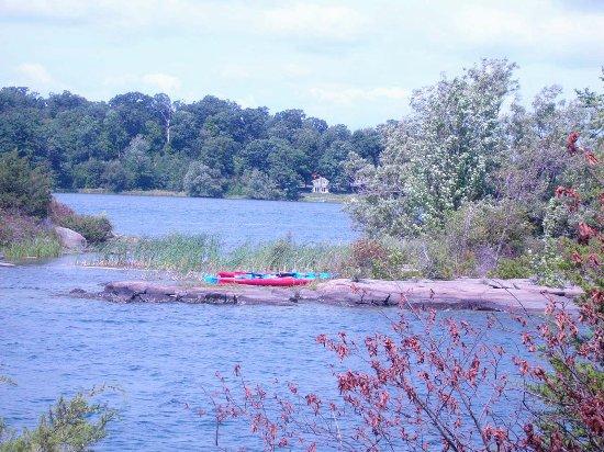 Gananoque, Καναδάς: 1000 Islands Kayaking