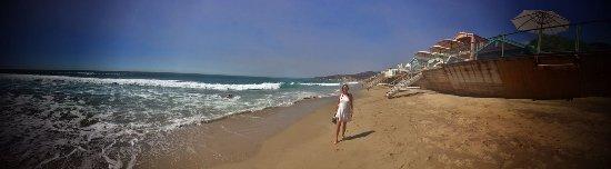Malibu Lagoon State Beach: nice for a walk