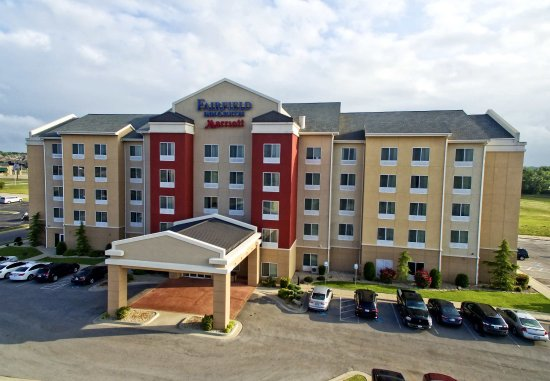 Fairfield Inn & Suites Oklahoma City NW Expressway/Warr Acres