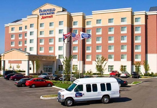 Fairfield Inn & Suites Columbus Polaris
