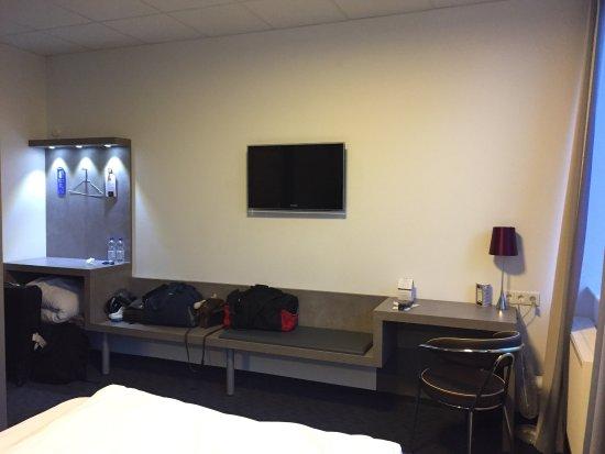 Road House Hotel : Standart Doppelzimmern