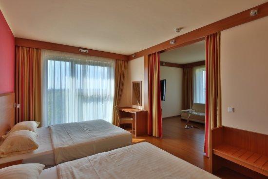 Am Hotel gibt es einen kostenlosen Parkplatz Star Inn Karlsruhe