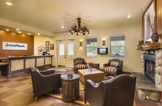 Overgaard, AZ : Wb WBison Ranch Lobby