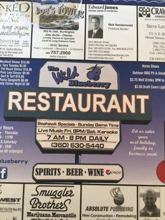 The Wild Blueberry Restaurant: photo0.jpg