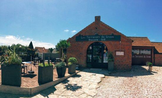 Les Terrasses du Green Merlimont Restaurant Avis Numéro de