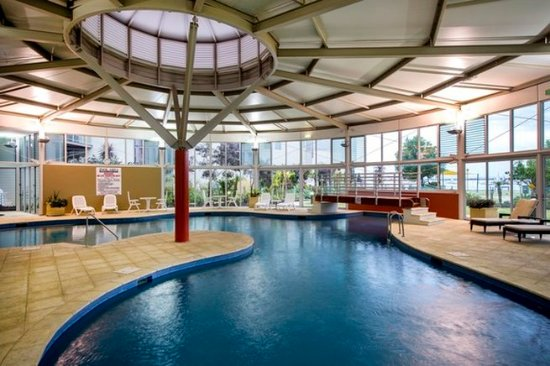 Bunbury, ออสเตรเลีย: Indoor Pool Area