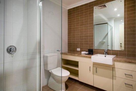 Bunbury, ออสเตรเลีย: Studio Bathroom