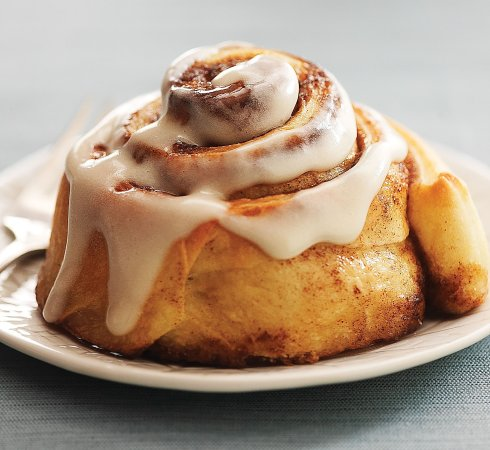 เวย์เน, เพนซิลเวเนีย: Fresh baked buttermilk cinnamon rolls