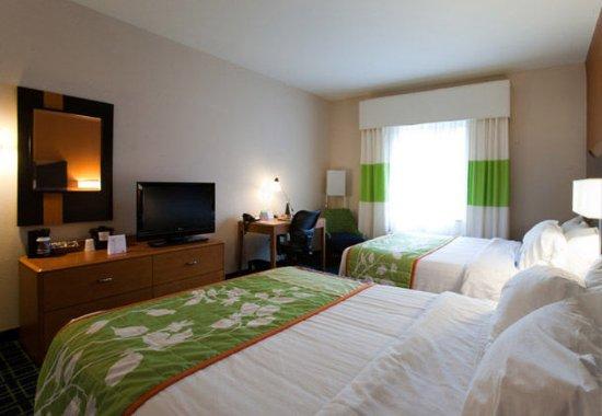 คอนโร, เท็กซัส: Queen/Queen Guest Room