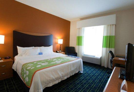คอนโร, เท็กซัส: King Guest Room