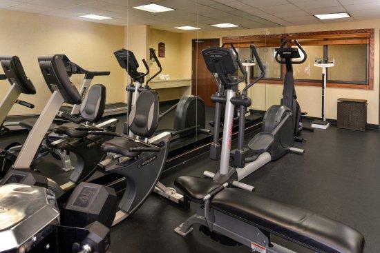 Wixom, MI: Fitness Center