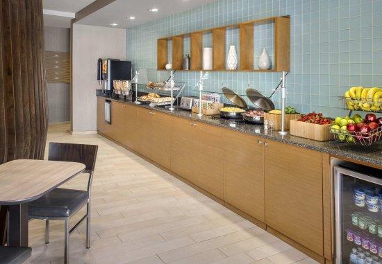Bellport, Nowy Jork: Breakfast Buffet