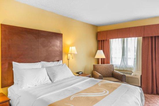 Calera, AL: Guest Room