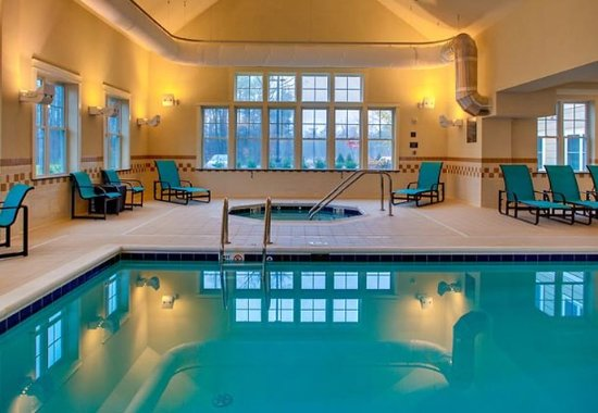 Chester, Virginie : Indoor Pool
